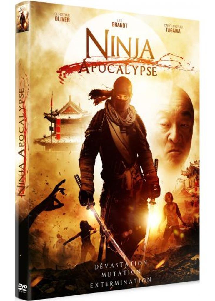 Ninja apocalypse / Lloyd Lee Barnett, réalisateur  