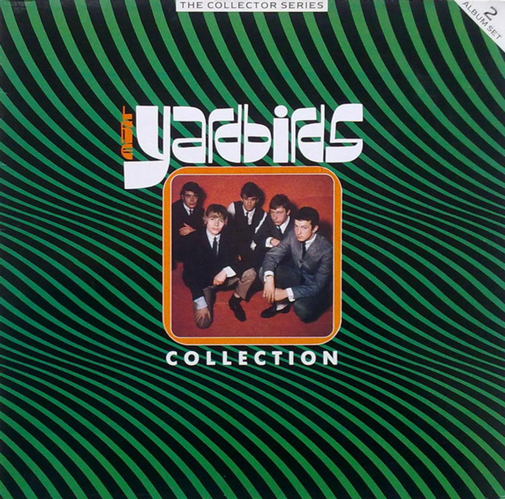 The collection / the Yardbirds, groupe voc. et instr. |
