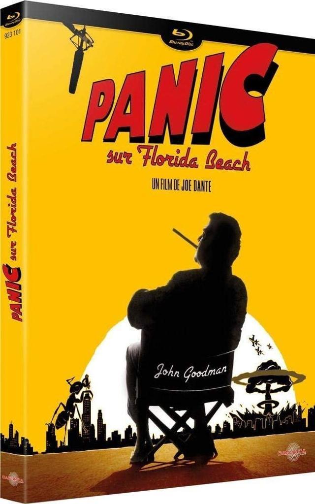 Panic sur Florida beach / Joe Dante, réal.  