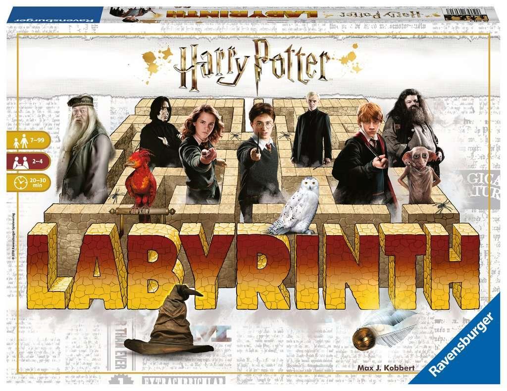 Harry Potter Labyrinth / Max J.Kobbert  