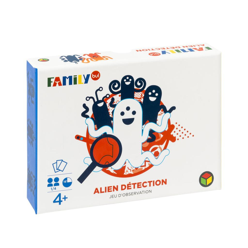 Alien détection : Jeu d'observation  