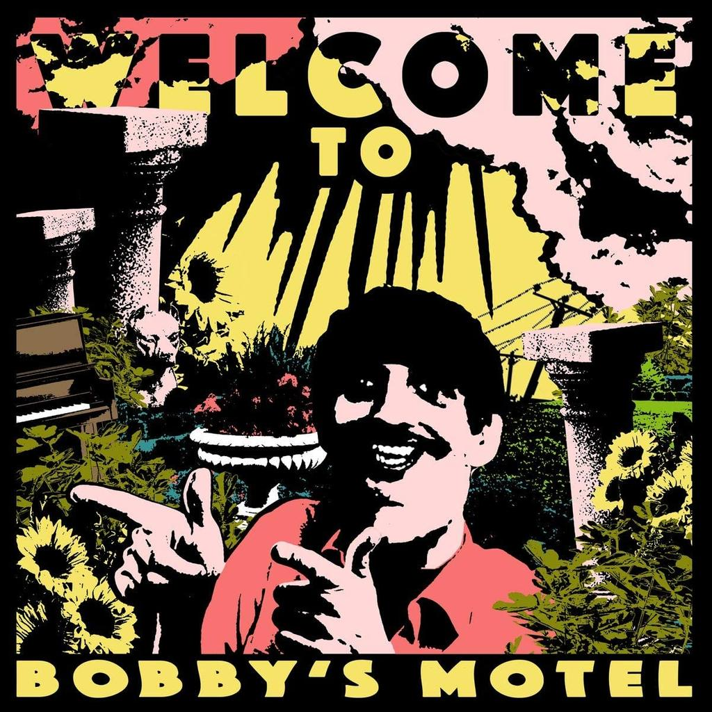 Welcome to Bobby's motel / Pottery   Pottery