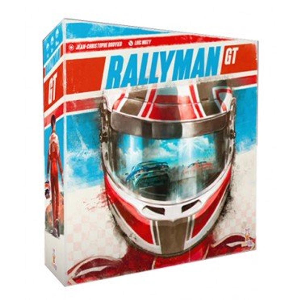 Rallyman GT / Jean-Christophe Bouvier  