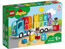 Alphabet Truck : Lego Duplo = Le camion des lettres  
