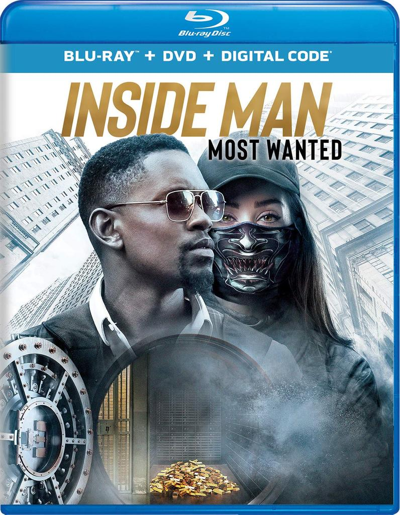 Inside man : most wanted / M.J. Bassett, réalisateur |