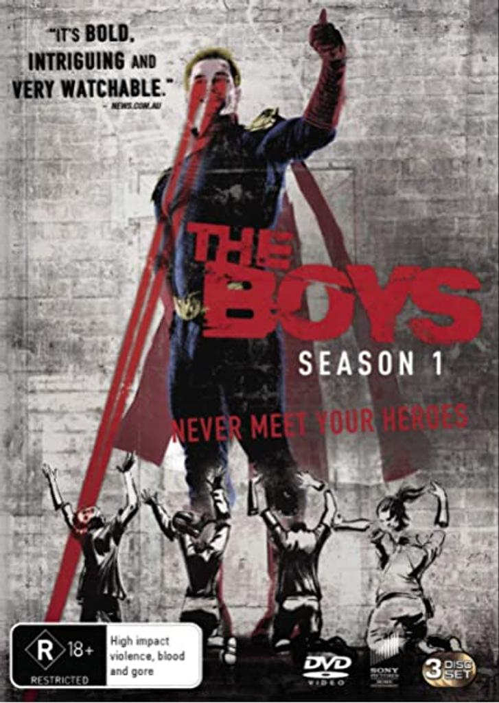The boys / Garth Ennis, Eric Kripke, créateurs |