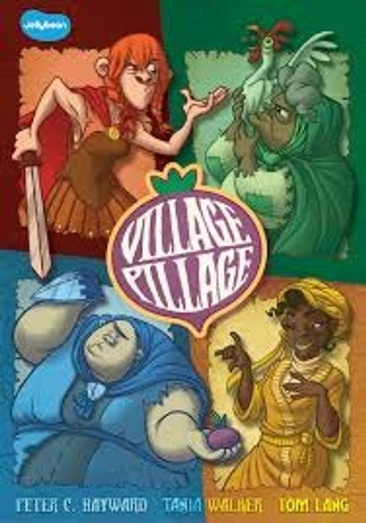 Village pillage / Tom Lang, Peter C.Hayward  