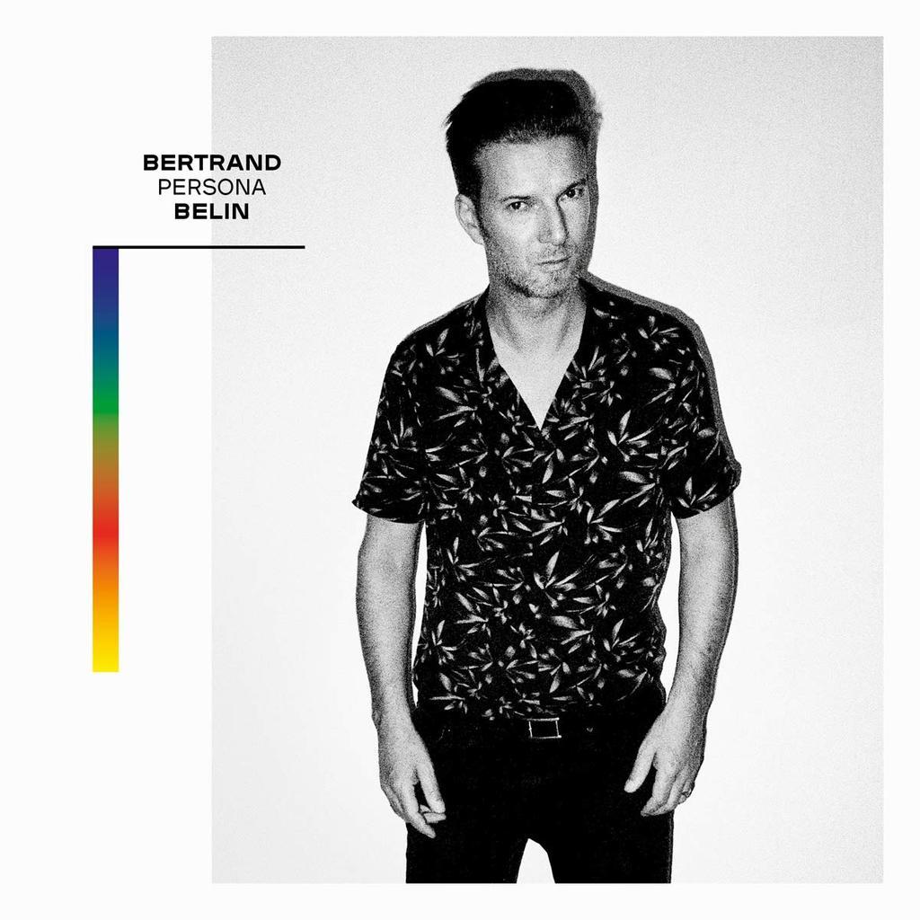 Persona : Nouvelle édition 2CD / Bertrand Belin |