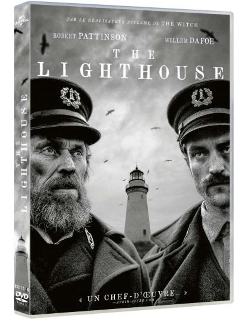 The lighthouse / Robert Eggers, réal., scénario |