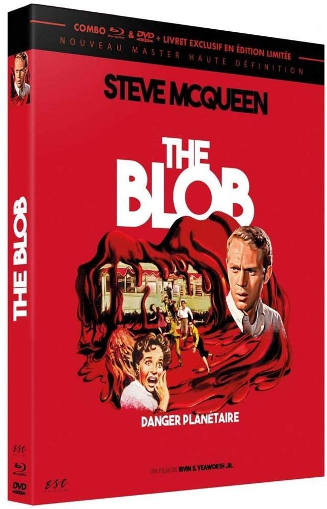 The blob : danger planétaire / Irvin S. Yeaworth Jr., réal. |