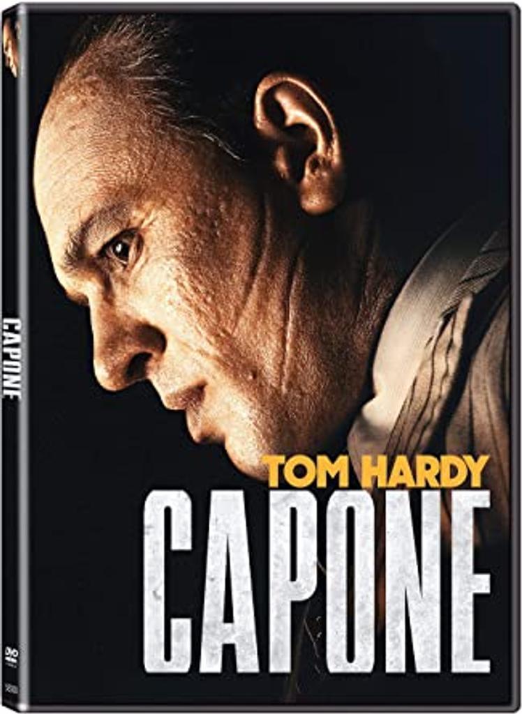 Capone / Josh Trank, scénario, réalisateur | Trank, Josh (1984-....). Metteur en scène ou réalisateur. Scénariste