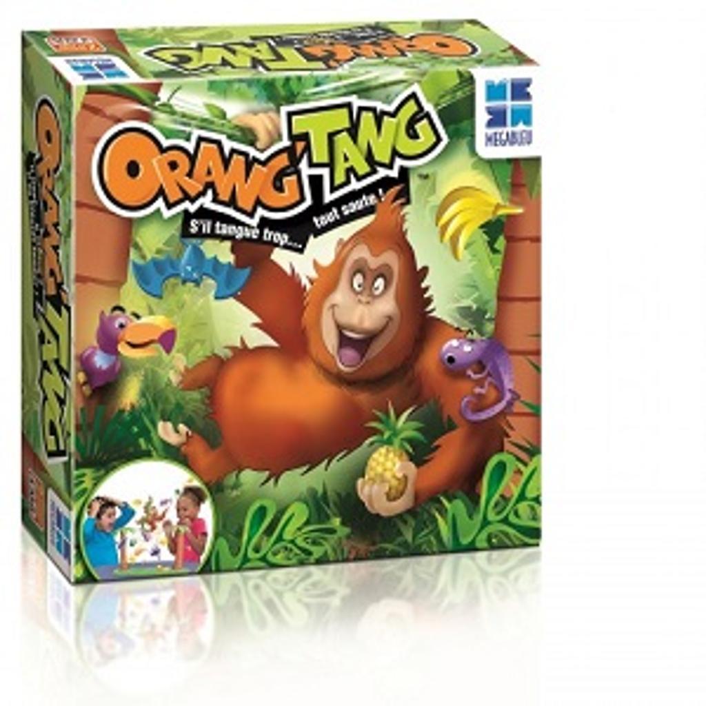 Orang'tang : S'il tangue trop... tout saute !  