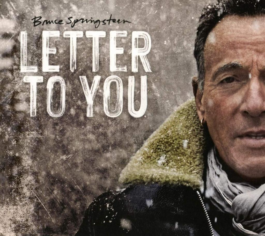 Letter to you / Bruce Springsteen |
