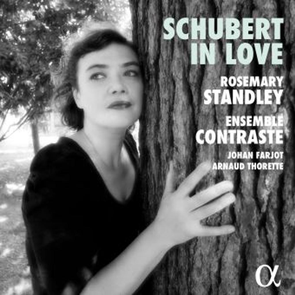Schubert in love / Franz Schubert   Standley, Rosemary (1979-....). Interprète