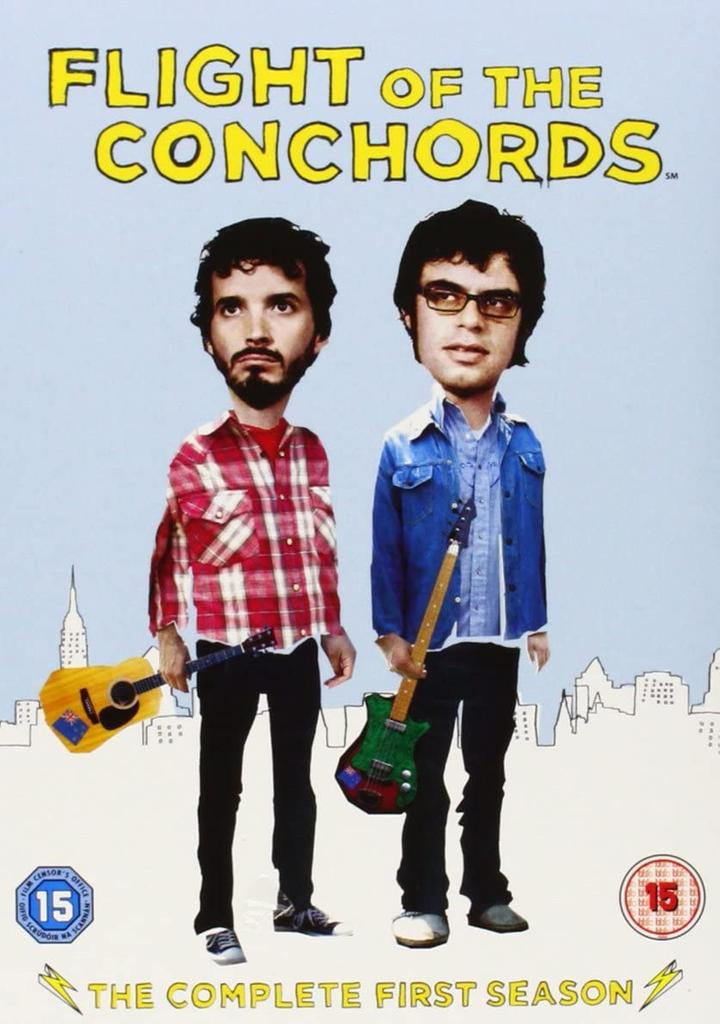 Flight of the Conchords. the complete first season |
