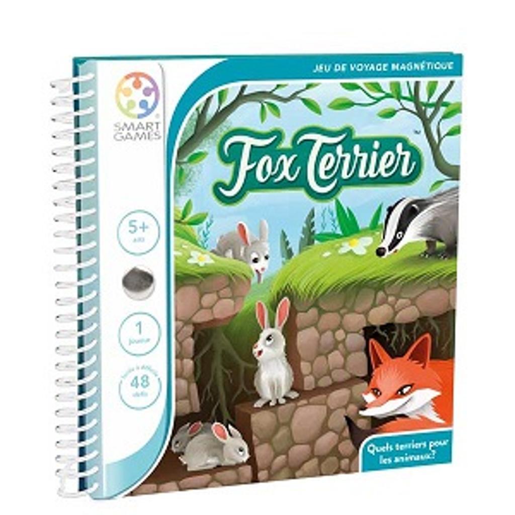 Fox terrier : Chacun chez soi !  
