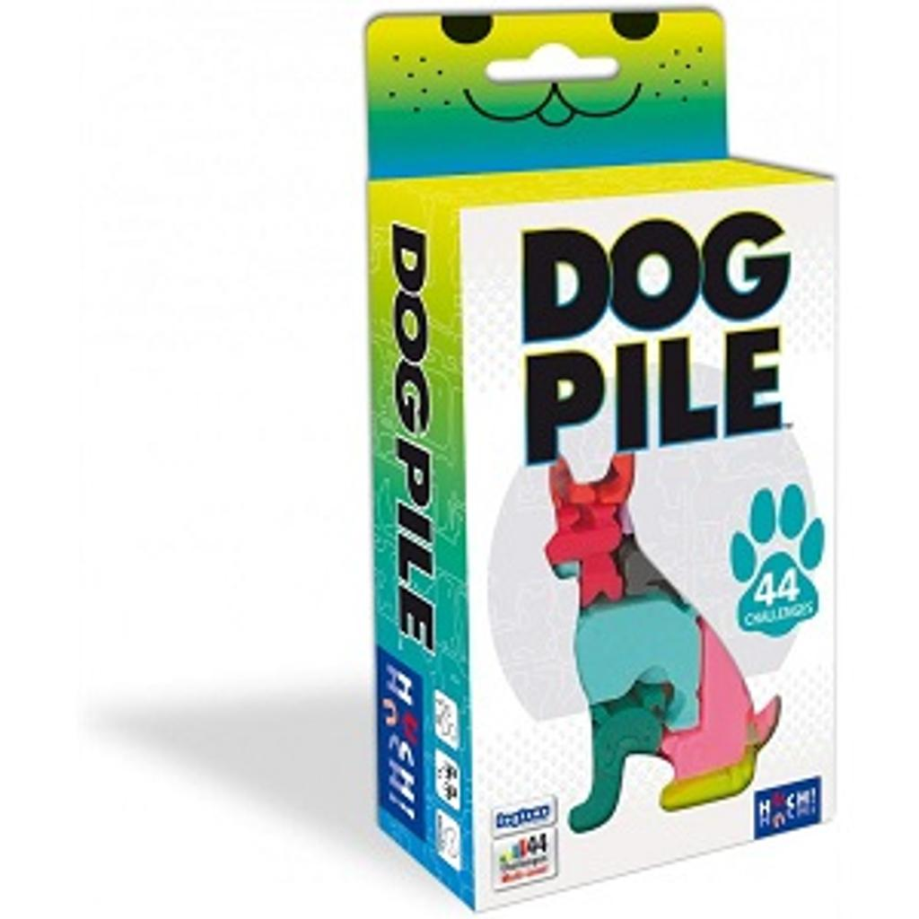 Dog pile / Bob Ferron  