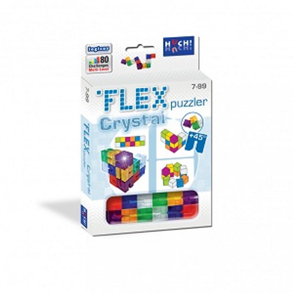 Flex puzzler : Crystal / Thomas Liesching  