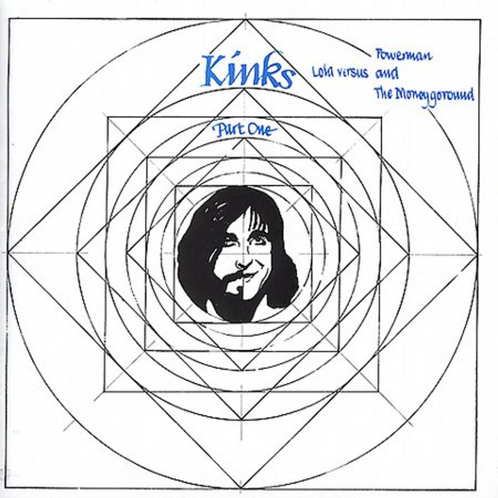 Lola versus Powerman and the Moneygoround : pt. I / The Kinks  