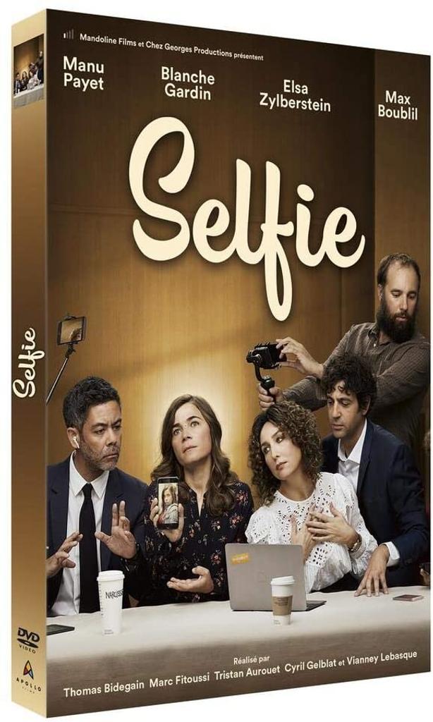 Selfie / Tristan Aurouet, Thomas Bidegain, Marc Fitoussi...[et al.], réal. |