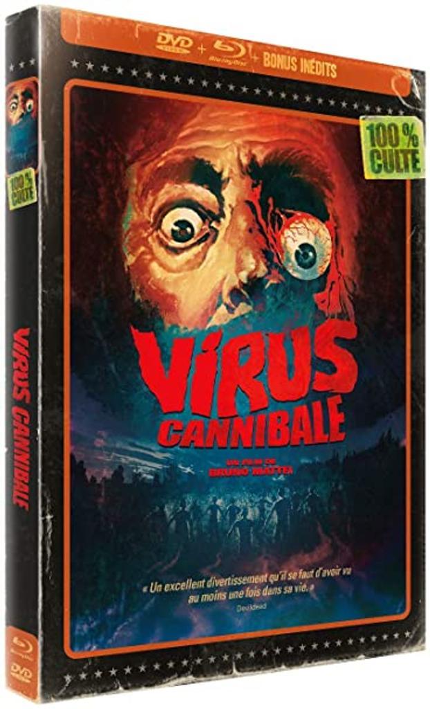 Virus canibale / Bruno Mattei, réal. |