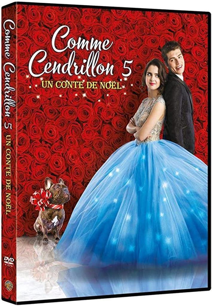 Comme Cendrillon 5 : un conte de Noël / Michelle Johnston, réal. |