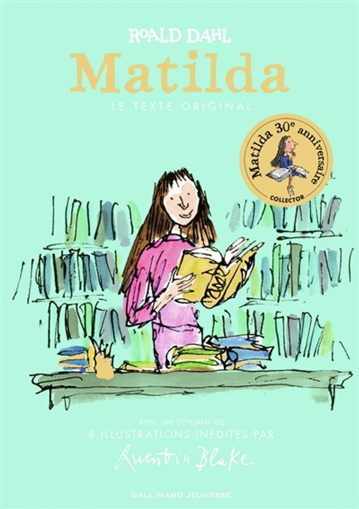 Matilda / Roald Dahl |