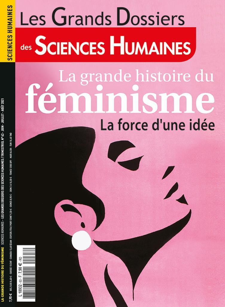 Les Grands dossiers des sciences humaines. 63, Juin-Juillet-Août 2021 |