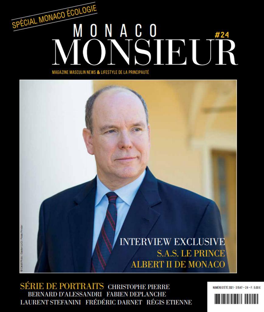 Monaco Monsieur : magazine masculin news & lifestyle de la Principauté. 24, Été 2021 |
