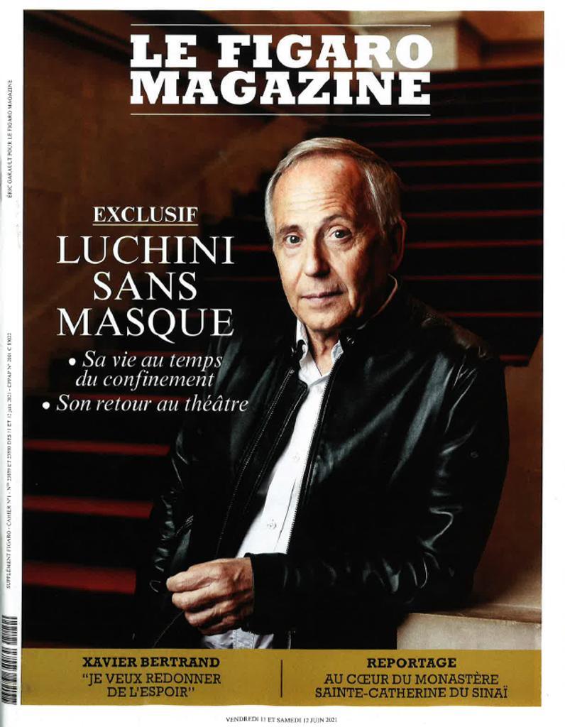 Le Figaro magazine. 156, Vendredi 11 Juin 2021 |