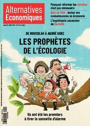 Alternatives économiques. 414, Juillet-Août 2021  