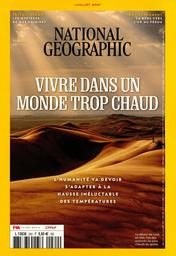 National geographic. 262, Juillet 2021  