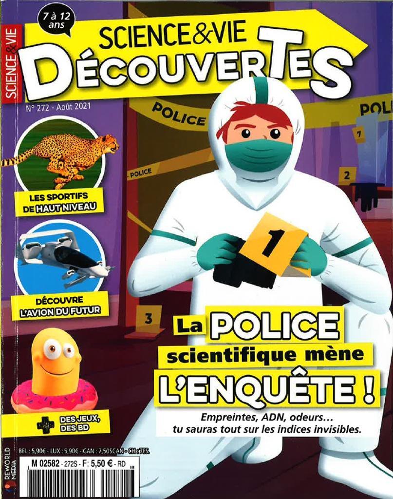 Science & vie Découvertes. 272, Août 2021 |