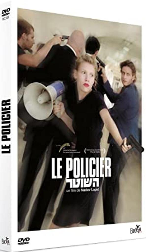 Le policier / Nadav Lapid, réal., scénario |