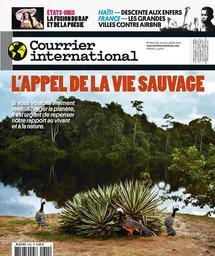 Courrier international. 1602, Jeudi 15 Juillet 2021  