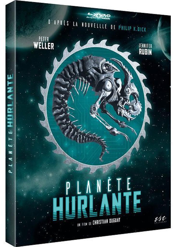 Planète hurlante / Christian Duguay, réalisateur |