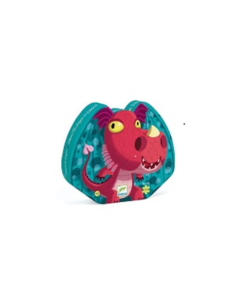 Puzzle : Edmond le dragon |