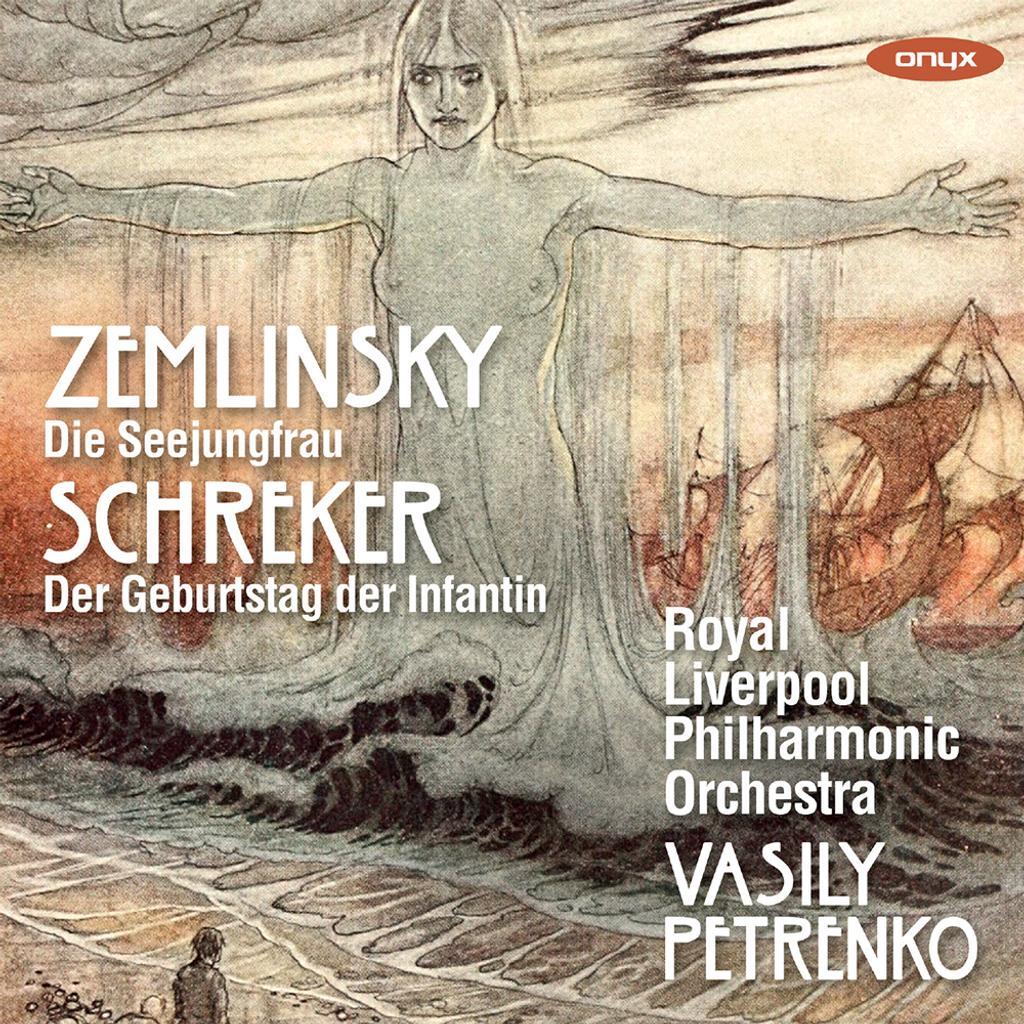 Die Seejungfrau . Der Geburtstag der infantin / Alexander Von Zemlinsky |