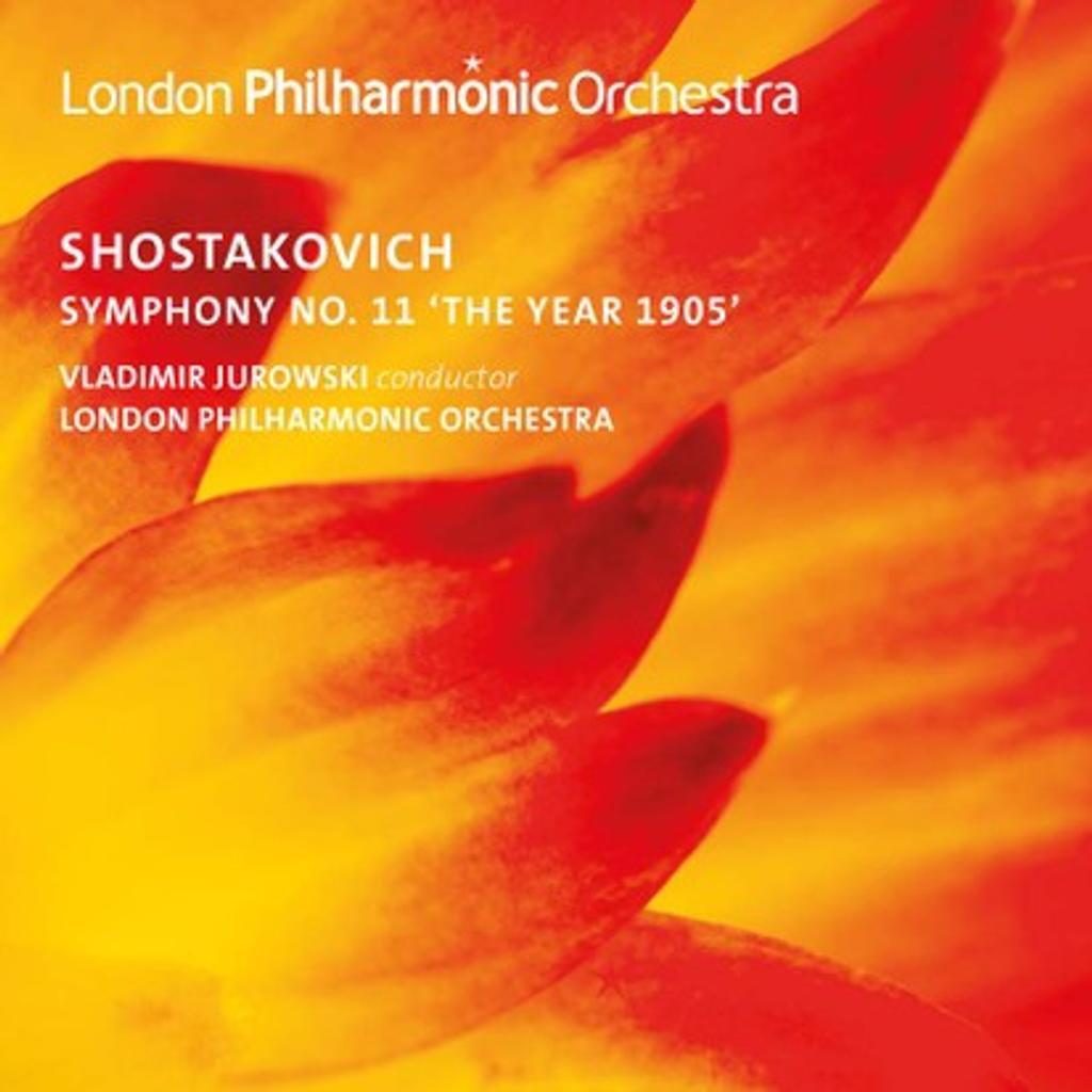 Symphony n°11 'The year 1905' = Symphonie n°11 'L'année 1905' / Dmitri Shostakovich |