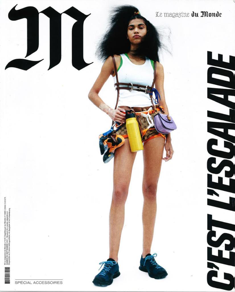 M le magazine du Monde. 523, Samedi 25 Septembre 2021  
