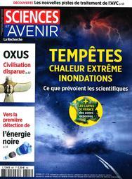 Sciences et avenir La Recherche. 897, Novembre 2021 |