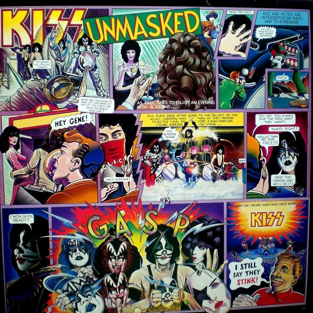 """""""Unmasked"""" 