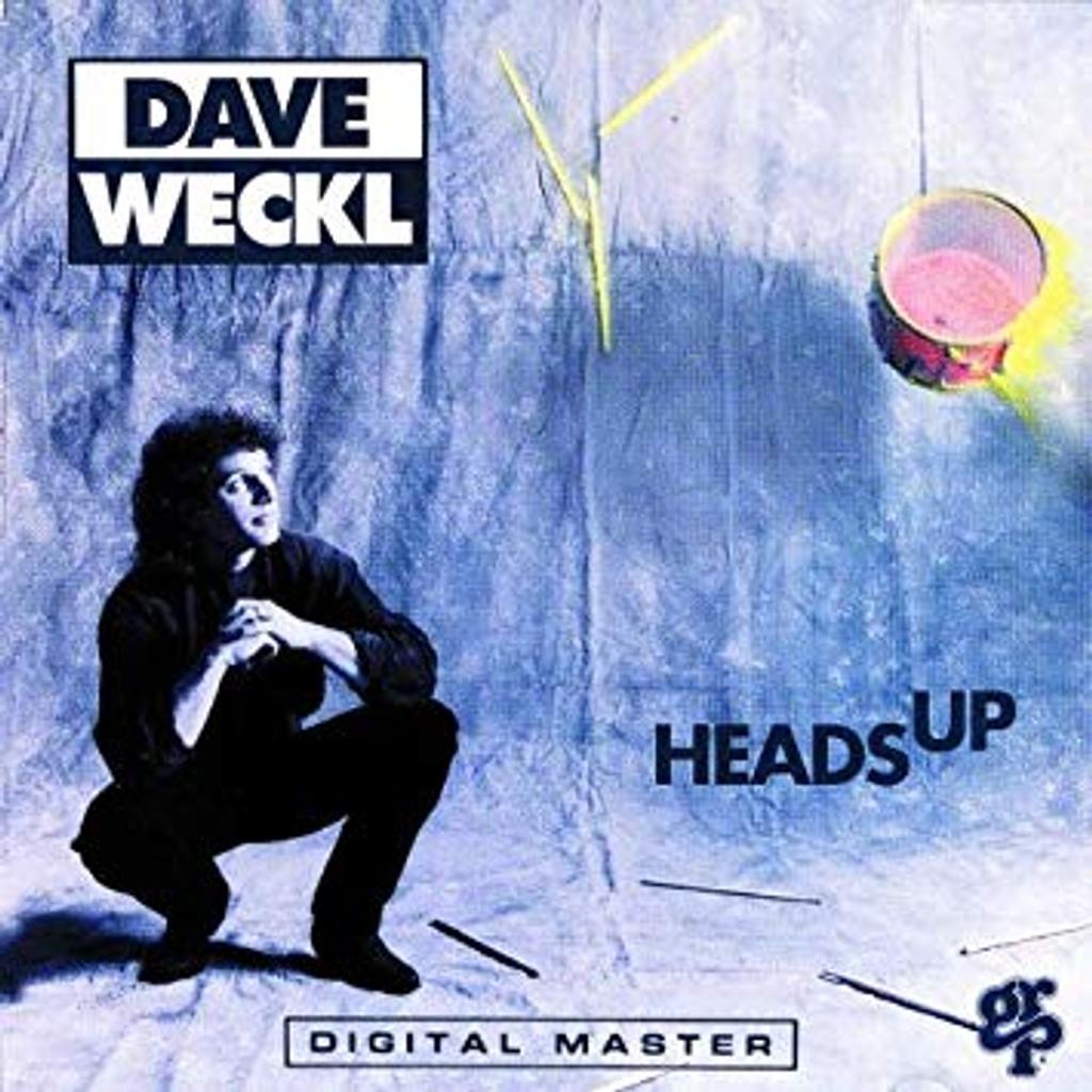 Heads up   Weckl, Dave (1960-....)