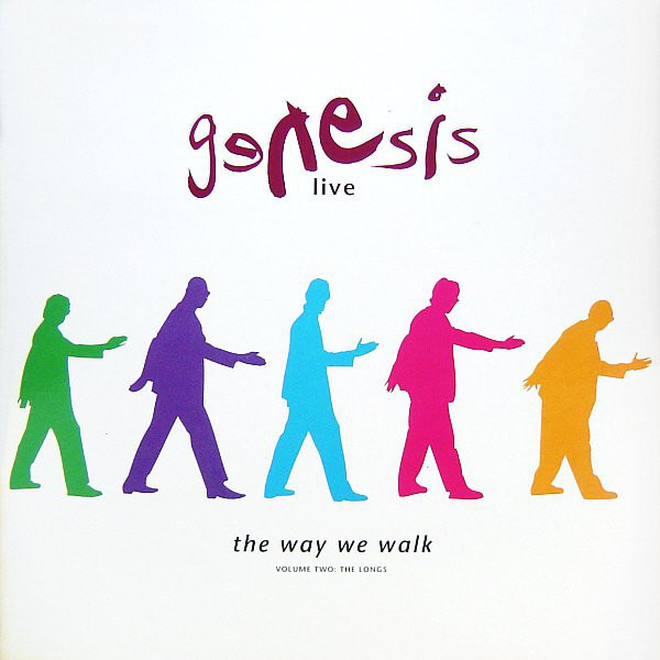 Genesis live : the way we walk, volume 2 (the longs) | Genesis. Musicien