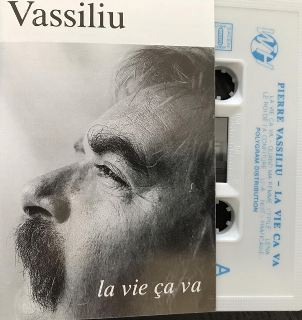 La vie ça va / Pierre Vassiliu | Vassiliu, Pierre (1937-2014). Interprète
