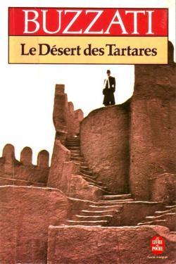 Le désert des tartares / Dino Buzzati | Buzzati, Dino (1906-1972). Auteur