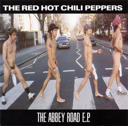 The Abbey Road E.P. / Red Hot Chili Peppers | Red hot Chili peppers. Musicien