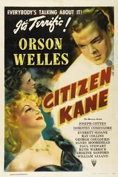 Citizen Kane / mise en scène de Orson Welles | Welles, Orson (1915-1985). Monteur