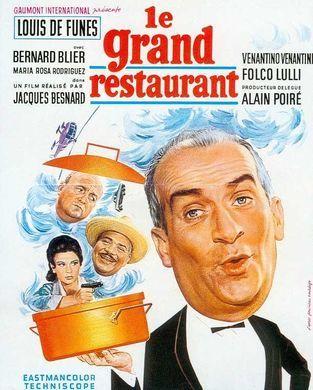 Le grand restaurant / mise en scène de Jacques Besnard | Besnard, Jacques,. Monteur