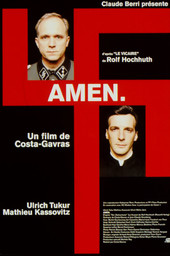 Amen / mise en scène de Constantin Costa-Gavras | Costa-Gavras (1933-....). Monteur